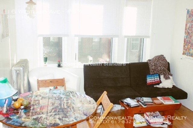 2 Bedrooms, Fenway Rental in Boston, MA for $2,895 - Photo 2