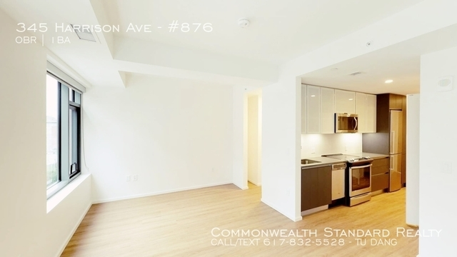 Studio, Shawmut Rental in Boston, MA for $3,259 - Photo 2