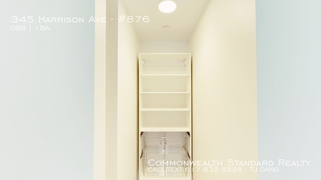 Studio, Shawmut Rental in Boston, MA for $3,259 - Photo 1
