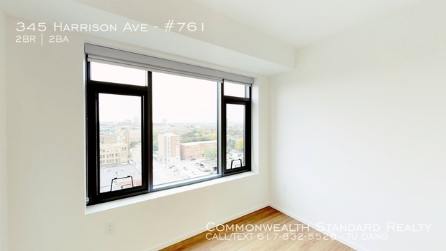 2 Bedrooms, Shawmut Rental in Boston, MA for $5,691 - Photo 1