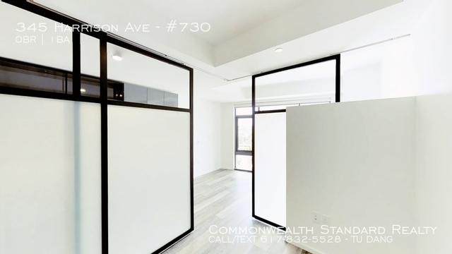 Studio, Shawmut Rental in Boston, MA for $2,984 - Photo 1