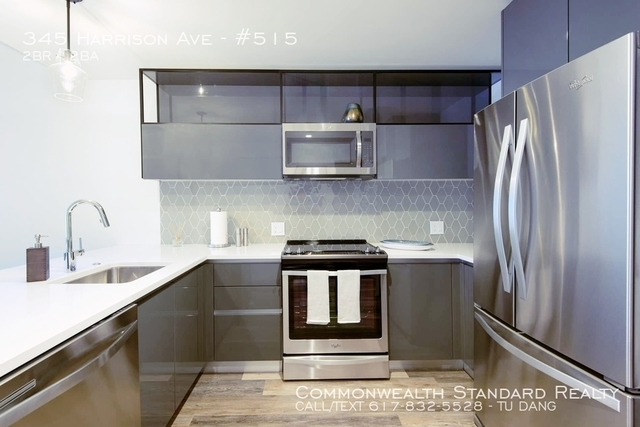 2 Bedrooms, Shawmut Rental in Boston, MA for $5,686 - Photo 1