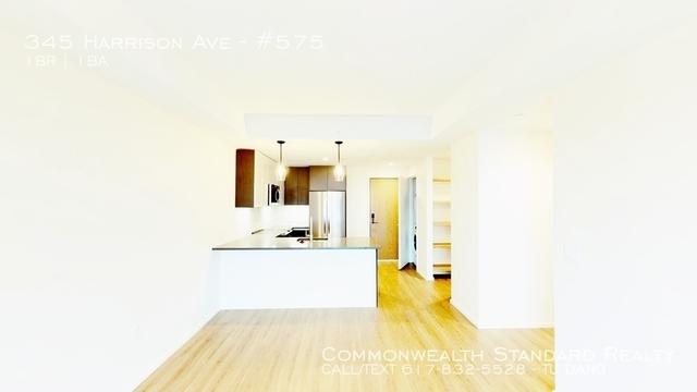 1 Bedroom, Shawmut Rental in Boston, MA for $4,229 - Photo 1