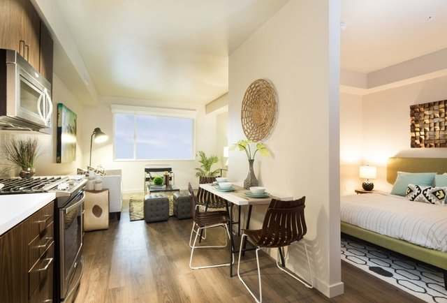 Studio, Fashion District Rental in Los Angeles, CA for $2,062 - Photo 1