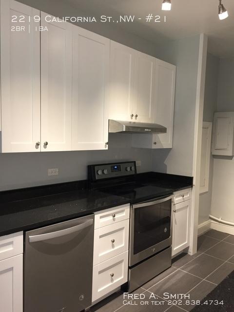 2 Bedrooms, Kalorama Rental in Washington, DC for $3,700 - Photo 1