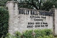 2 Bedrooms, Holly Hall Townhome Condominiums Rental in Houston for $1,550 - Photo 1