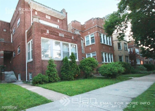 2 Bedrooms, West Rogers Park Rental in Chicago, IL for $1,700 - Photo 1