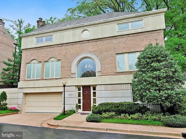 4 Bedrooms, Foxhall Crescent Rental in Washington, DC for $7,200 - Photo 1