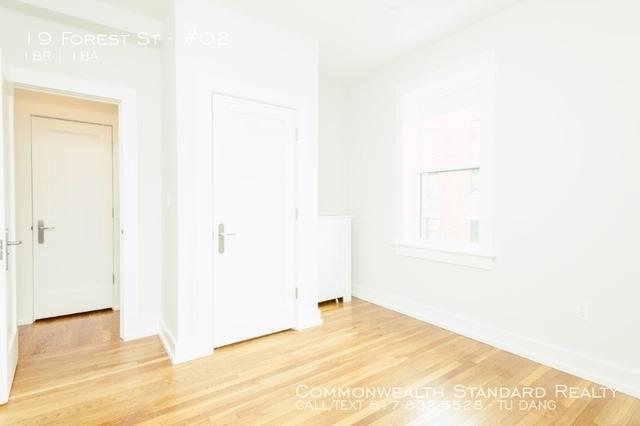 1 Bedroom, Aggasiz - Harvard University Rental in Boston, MA for $2,850 - Photo 2