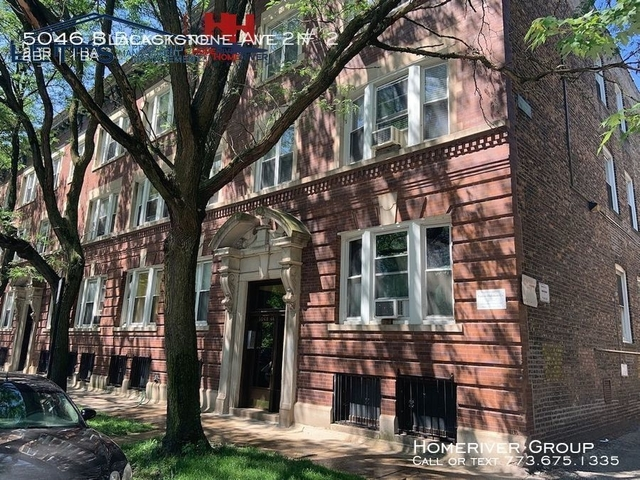 3 Bedrooms, Kenwood Rental in Chicago, IL for $1,600 - Photo 1