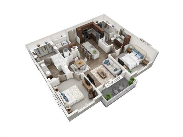2 Bedrooms, Arlington Rental in Dallas for $2,040 - Photo 2