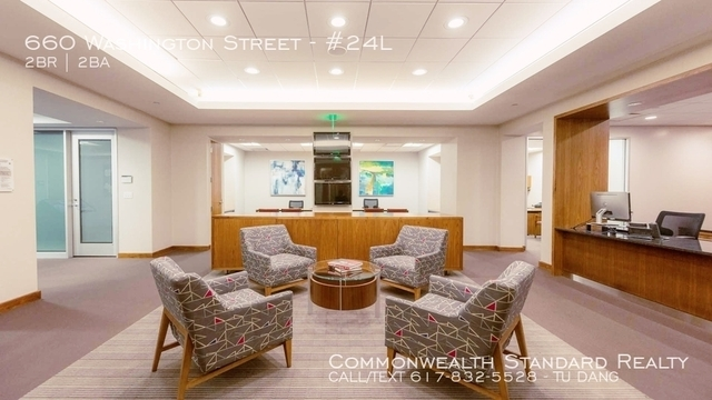 2 Bedrooms, Chinatown - Leather District Rental in Boston, MA for $6,365 - Photo 2