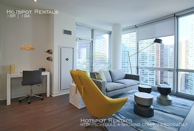 1 Bedroom, Hollywood Park Rental in Chicago, IL for $2,696 - Photo 1