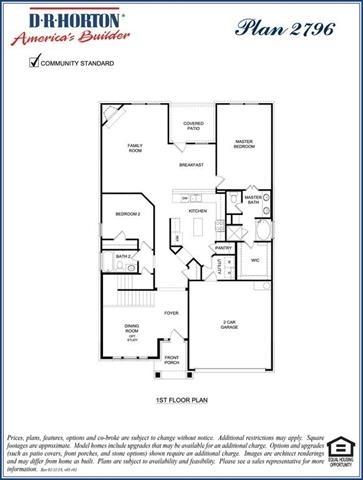 4 Bedrooms, McKinney Rental in Dallas for $2,500 - Photo 2