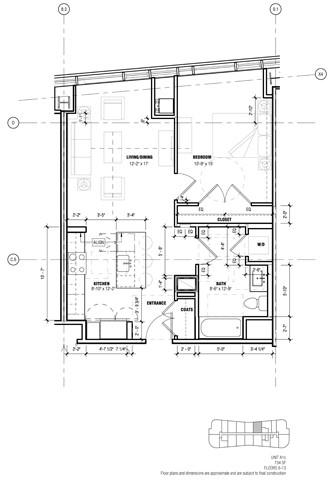 1 Bedroom, West Fens Rental in Boston, MA for $3,920 - Photo 1