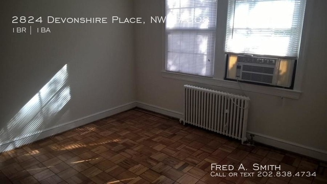 1 Bedroom, Woodley Park Rental in Washington, DC for $1,595 - Photo 2