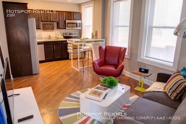 2 Bedrooms, Margate Park Rental in Chicago, IL for $2,150 - Photo 2