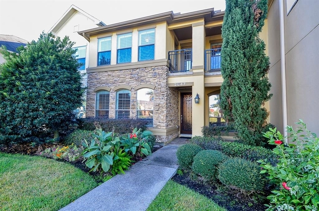 3 Bedrooms, Lakes of Parkway Rental in Houston for $3,150 - Photo 1