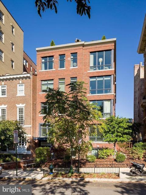2 Bedrooms, Kalorama Rental in Washington, DC for $4,350 - Photo 2