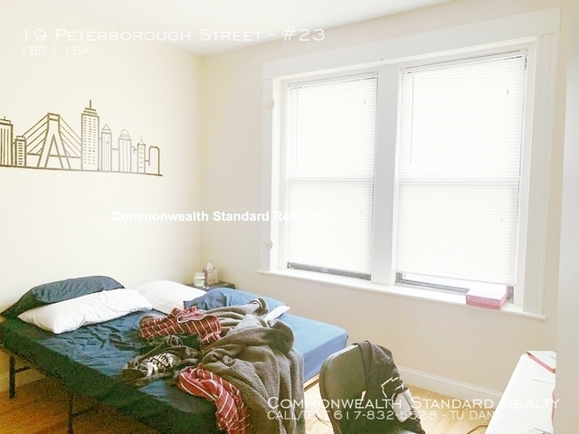1 Bedroom, West Fens Rental in Boston, MA for $2,800 - Photo 2