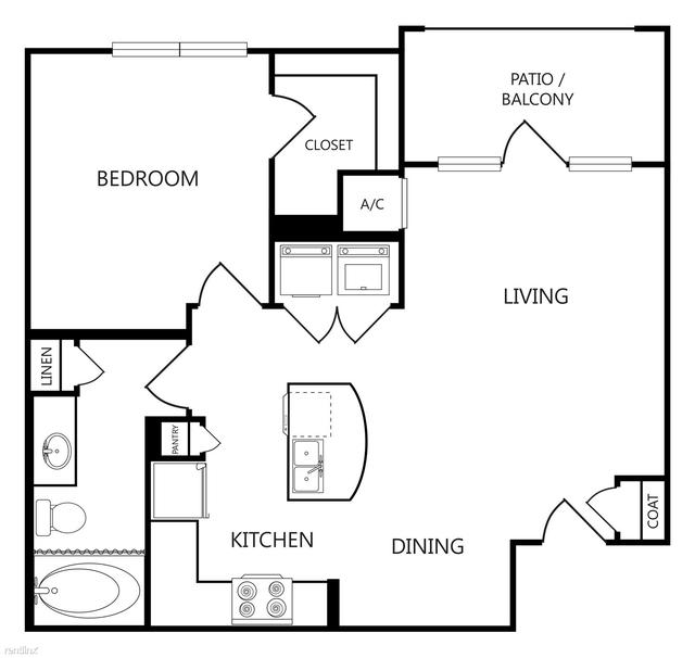 1 Bedroom, Plano Rental in Dallas for $1,134 - Photo 1
