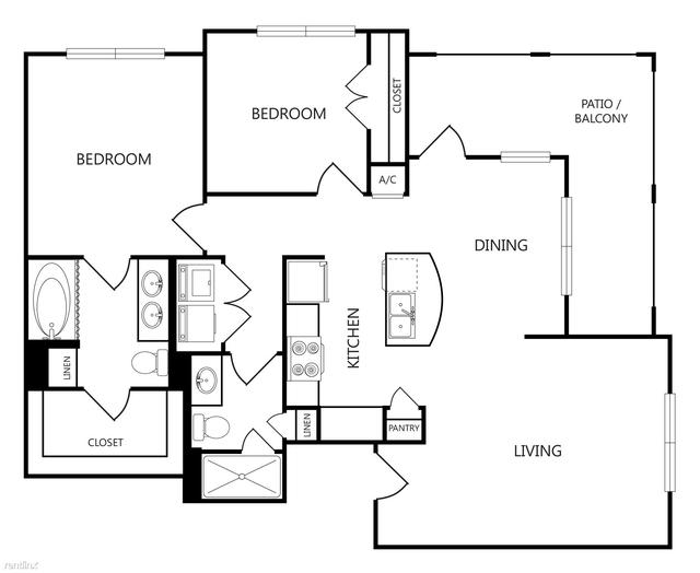 2 Bedrooms, Plano Rental in Dallas for $1,524 - Photo 1
