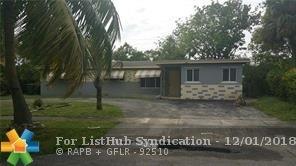 1 Bedroom, Melrose Park Rental in Miami, FL for $950 - Photo 1