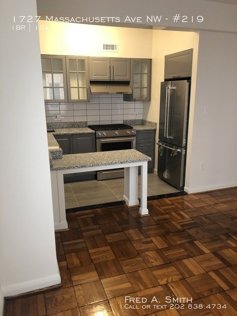 1 Bedroom, Dupont Circle Rental in Washington, DC for $2,245 - Photo 2