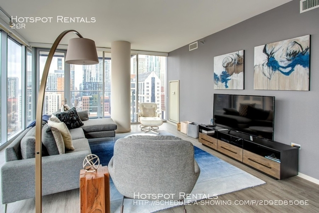 2 Bedrooms, Gold Coast Rental in Chicago, IL for $4,376 - Photo 2