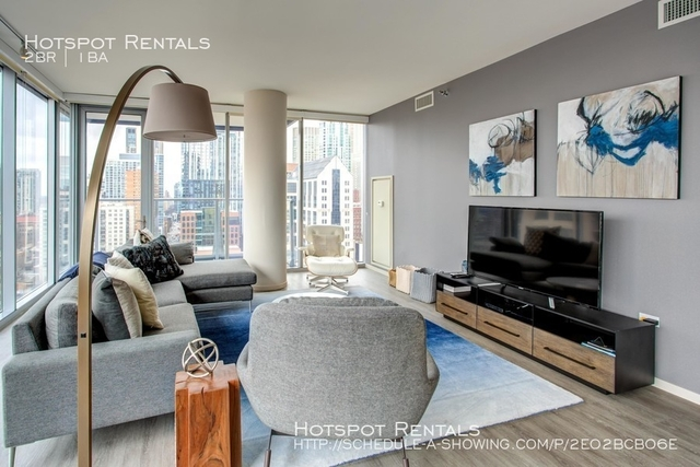2 Bedrooms, Gold Coast Rental in Chicago, IL for $4,571 - Photo 2