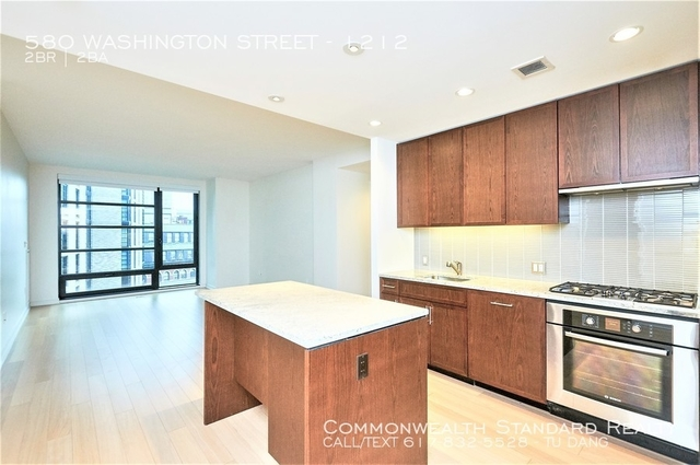 2 Bedrooms, Chinatown - Leather District Rental in Boston, MA for $5,300 - Photo 1