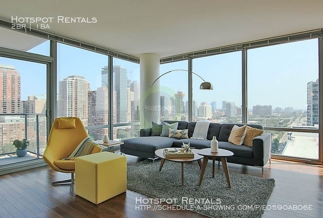 2 Bedrooms, South Loop Rental in Chicago, IL for $2,980 - Photo 1