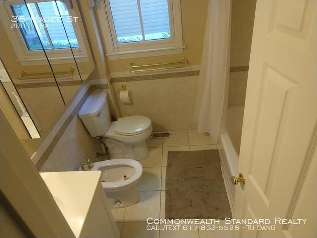 2 Bedrooms, Riverside Rental in Boston, MA for $2,995 - Photo 1