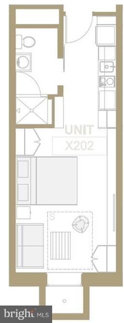 Studio, Dupont Circle Rental in Washington, DC for $3,300 - Photo 1
