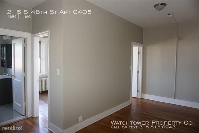 1 Bedroom, Walnut Hill Rental in Philadelphia, PA for $1,175 - Photo 1