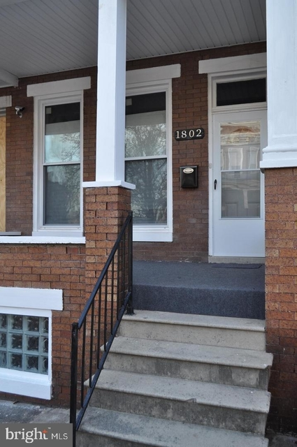 3 Bedrooms, Coppin Heights Rental in Baltimore, MD for $1,400 - Photo 1