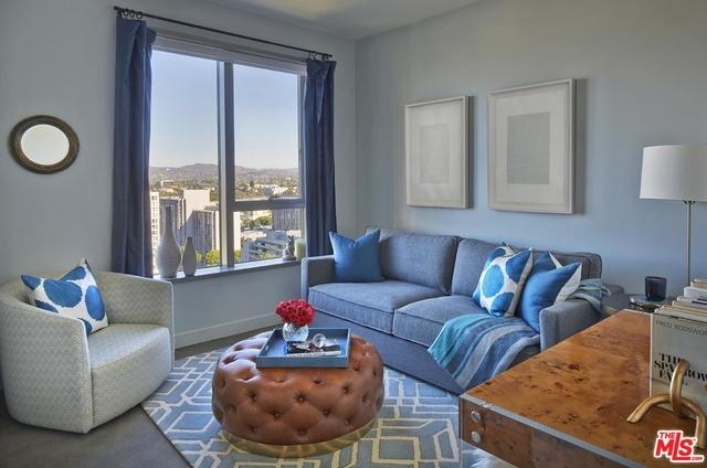 1 Bedroom, Bunker Hill Rental in Los Angeles, CA for $3,485 - Photo 2