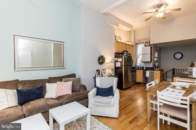 1 Bedroom, Graduate Hospital Rental in Philadelphia, PA for $1,700 - Photo 1