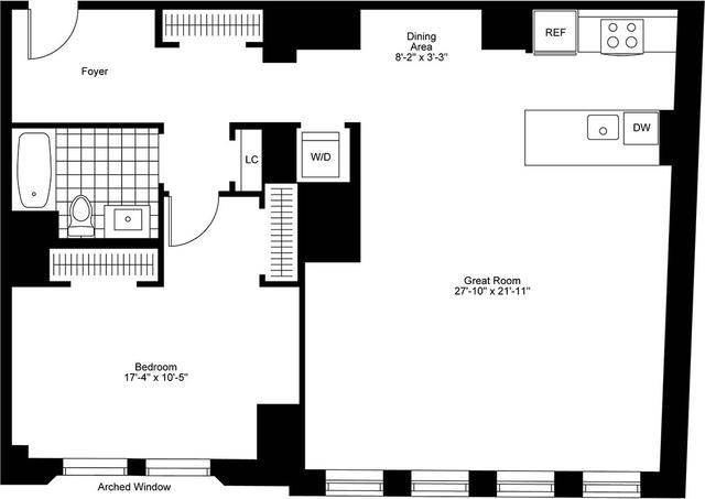 1 Bedroom, Bay Village Rental in Boston, MA for $5,125 - Photo 2