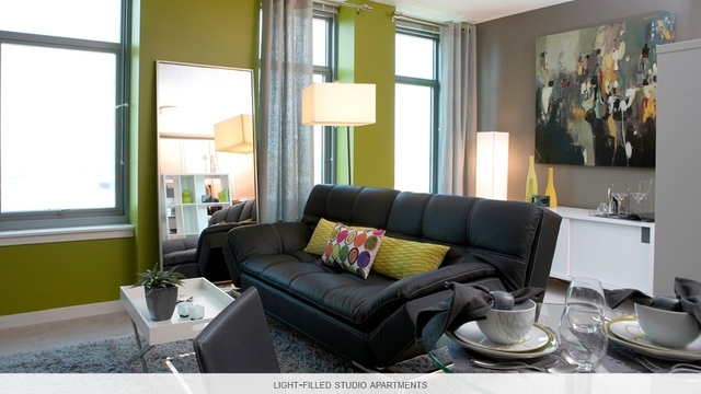1 Bedroom, Fulton River District Rental in Chicago, IL for $1,896 - Photo 1