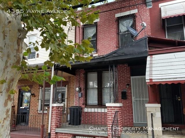 3 Bedrooms, Tioga - Nicetown Rental in Philadelphia, PA for $850 - Photo 1