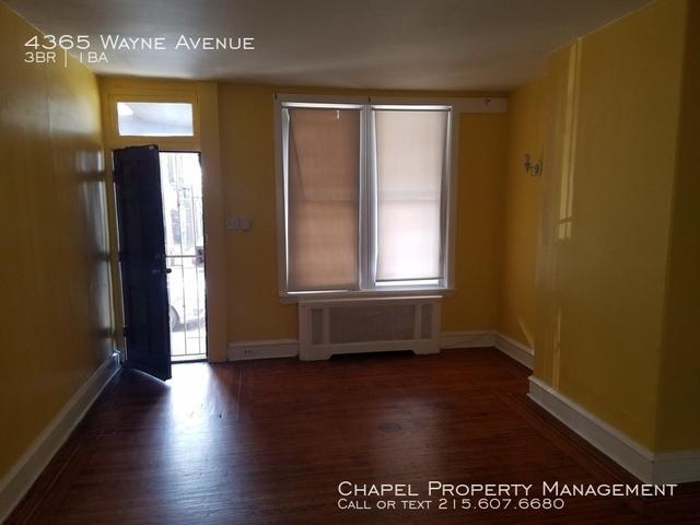 3 Bedrooms, Tioga - Nicetown Rental in Philadelphia, PA for $850 - Photo 2