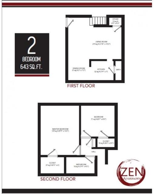 2 Bedrooms, Heart of Arlington Rental in Dallas for $959 - Photo 2
