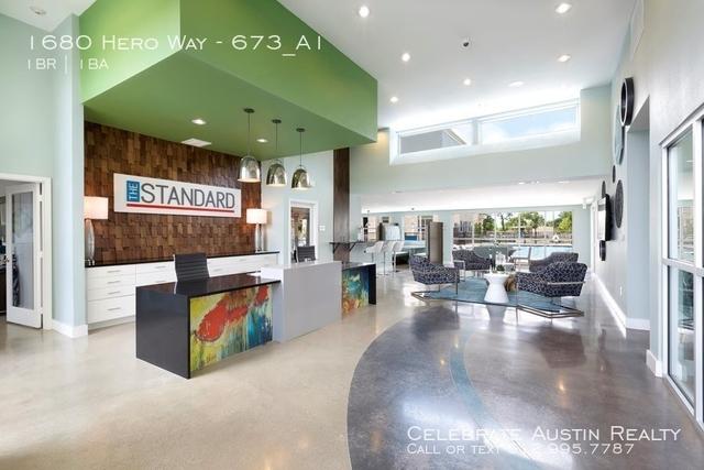 1 Bedroom, Cedar Park-Liberty Hill Rental in Austin-Round Rock Metro Area, TX for $1,225 - Photo 1