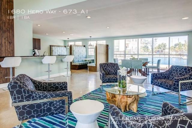 1 Bedroom, Cedar Park-Liberty Hill Rental in Austin-Round Rock Metro Area, TX for $1,225 - Photo 2