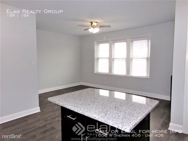 1 Bedroom, Rogers Park Rental in Chicago, IL for $1,300 - Photo 1