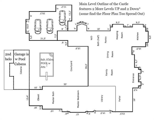 4 Bedrooms, Johns Creek Rental in Atlanta, GA for $12,800 - Photo 2