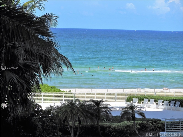 2 Bedrooms, Oceanfront Rental in Miami, FL for $4,800 - Photo 1