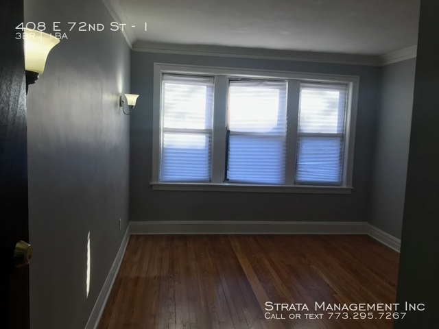 3 Bedrooms, Park Manor Rental in Chicago, IL for $1,200 - Photo 2