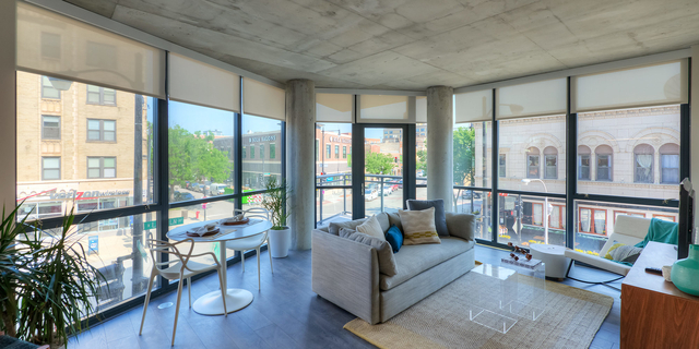 1 Bedroom, Roscoe Village Rental in Chicago, IL for $2,250 - Photo 1